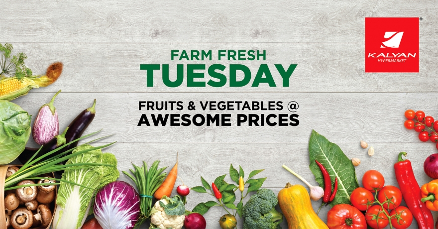 Farm Fresh Tuesday